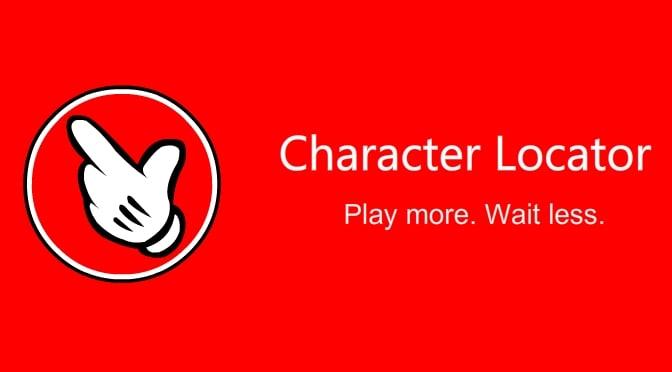 Disney World App KennythePirate Character Locator