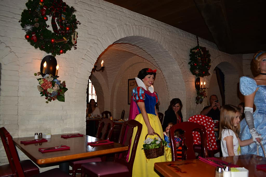 Walt Disney World Epcot Akershus Royal Banquet Hall