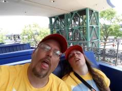 Tomorrowland Transit Authority Peoplemover Magic Kingdom