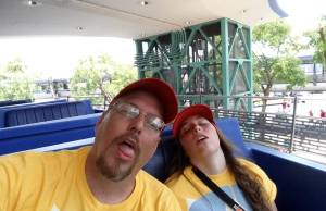 Tomorrowland Transit Authority Peoplemover Magic Kingdom
