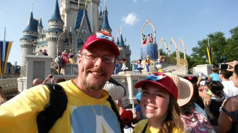 in Magic Kingdom in Walt Disney World