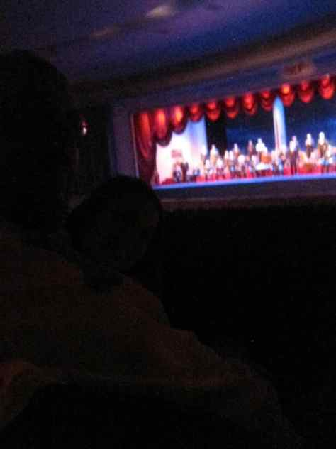 77 The Hall of Presidents