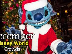 Disney World Crowd Calendar December 2020