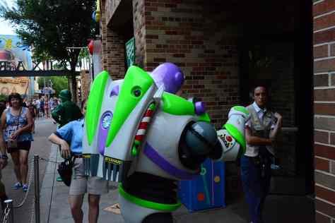 Disney's Hollywood Studios park opening