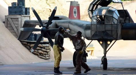 Disney's Hollywood Studios Indiana Jones Stunt Show