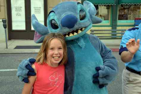 Character Palooza at Hollywood Studios Stitch