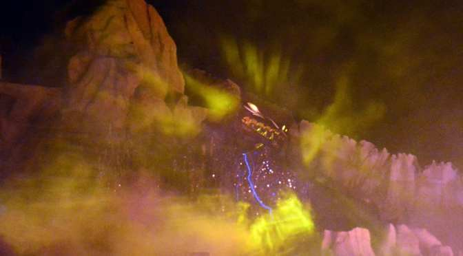 Disneyland announces reopening date for Fantasmic and other rides that were closed for construction