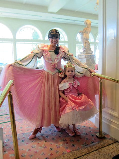 My Disney Girl's Pefectly Princess Tea Party