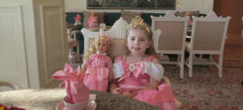 My Disney Girl's Pefectly Princess Tea Party