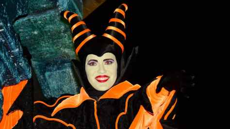 Mickey's Not So Scary Halloween Party 2014 Boo to You Halloween Parade Maleficent