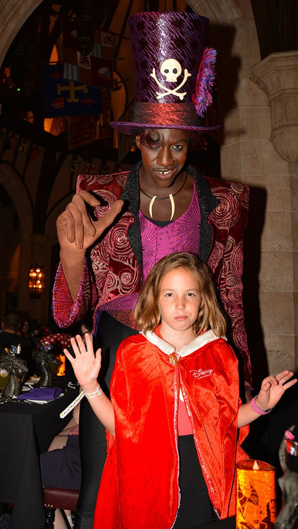 Villains Sinister Soiree at Mickey's Not So Scary Halloween Party September 2014 (36)