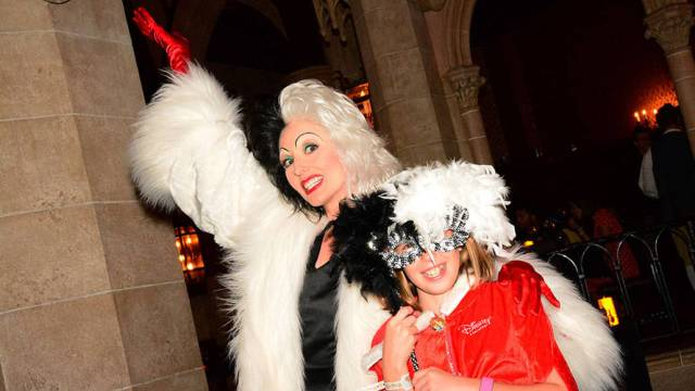 Villains Sinister Soiree at Mickey's Not So Scary Halloween Party September 2014 (46)