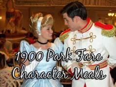 1900 Park Fare at the Grand Floridian Resort at Disney World Header