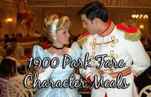 1900 Park Fare at the Grand Floridian Resort at Disney World Header