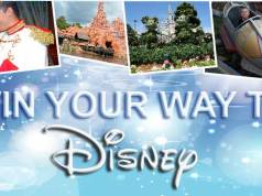 Win Your Way to Disney World Sweepstakes