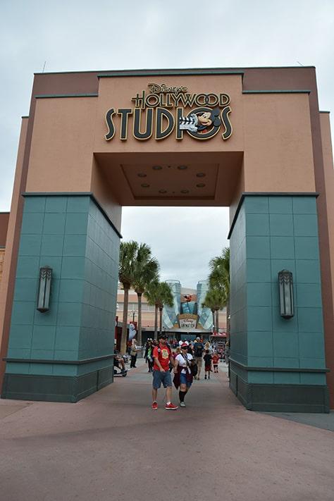 Hiro and Baymax from Big Hero 6 at Disney Hollywood Studios in Walt Disney World (1)