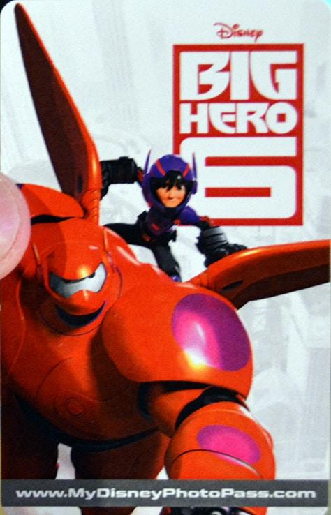 Hiro and Baymax from Big Hero 6 at Disney Hollywood Studios in Walt Disney World (5)