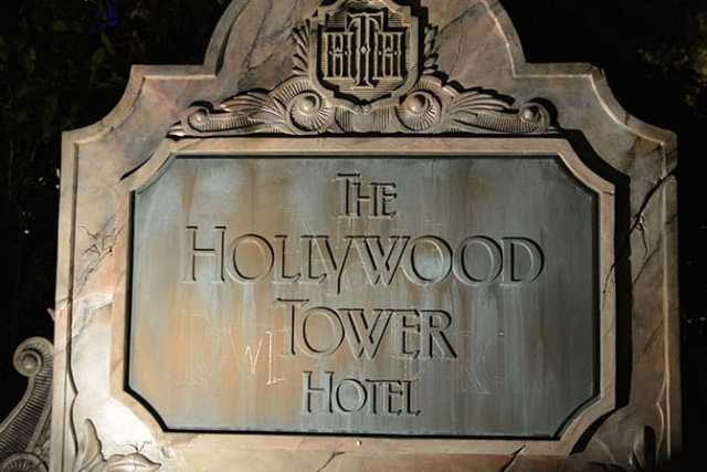 Tower of Terror Hollywood Studios Walt Disney World (20)