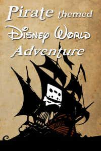 A pirate themed Disney World Adventure l www.kennythepirate.com