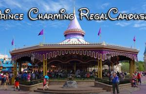 prince charming regal carousel fantasyland magic kingdom walt disney world
