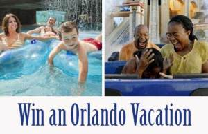 win an orlando vacation sweepstakes