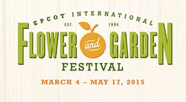 Epcot Flower and Garden Festival 2015 l kennythepirate.com