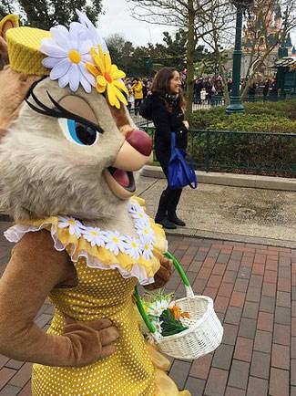 Disneyland Paris Swing into Spring Clarice 2