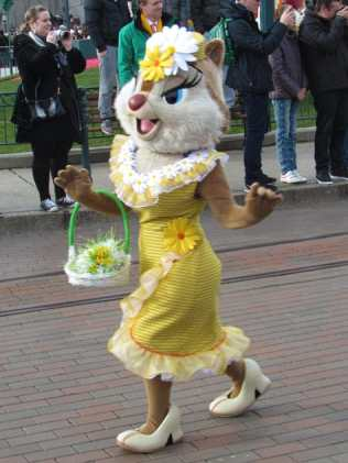 Disneyland Paris Swing into Spring Clarice