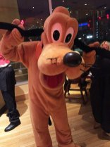 Disneyland Paris Swing into Spring Pluto