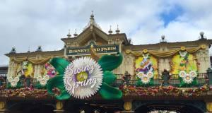 Disneyland Paris Swing into Spring