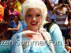 Frozen Summer Fun Live details at Disney's Hollywood Studios in Walt Disney World l kennythepirate.com