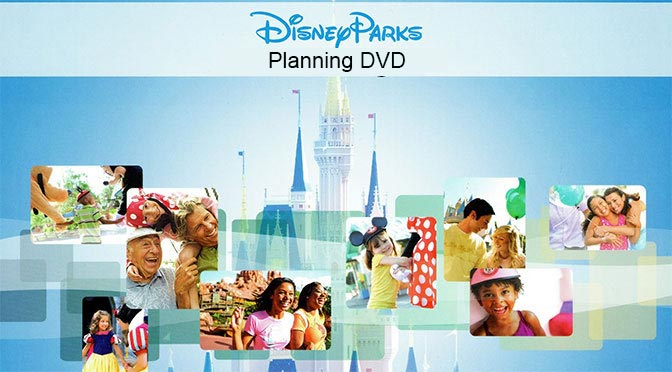 Get your free Disney Parks planning DVD