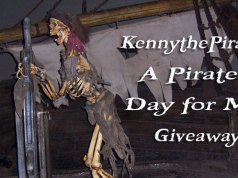 KennythePirates A Pirate's Day for Me Giveaway Sweepstakes