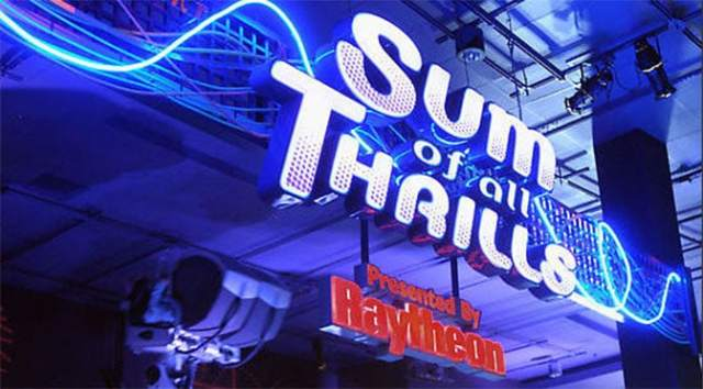 Sum of All Thrills at Epcot's Innoventions in Walt Disney World