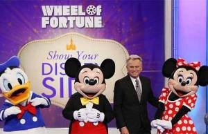 Wheel of Fortune Show Your Disney Side Sweepstakes