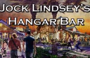 Jock Lindsey's Hangar Bar at Downtown Disney Springs in Walt Disney World