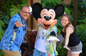 Character Breakfast at Disney's Aulani Resort