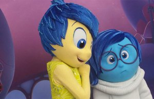 Joy and Sadness from Inside Out coming to Epcot in Walt Disney World
