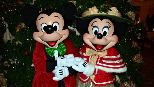 Minnie's Holdiay and Dine at Disney's Hollywood Studios