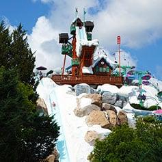 Slush Gusher at Disney's Blizzard Beach Water Park