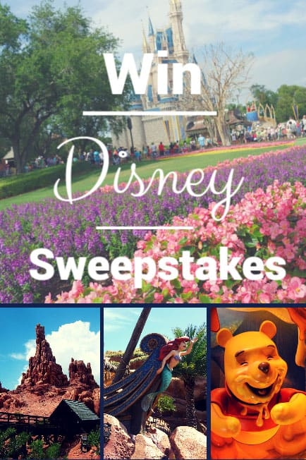 Win Disney Sweepstakes #Disney #disneycruise #universal #aulani #sweepstakes