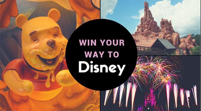 Disney World, Disneyland, Aulani and Universal Studios Sweepstakes Listings
