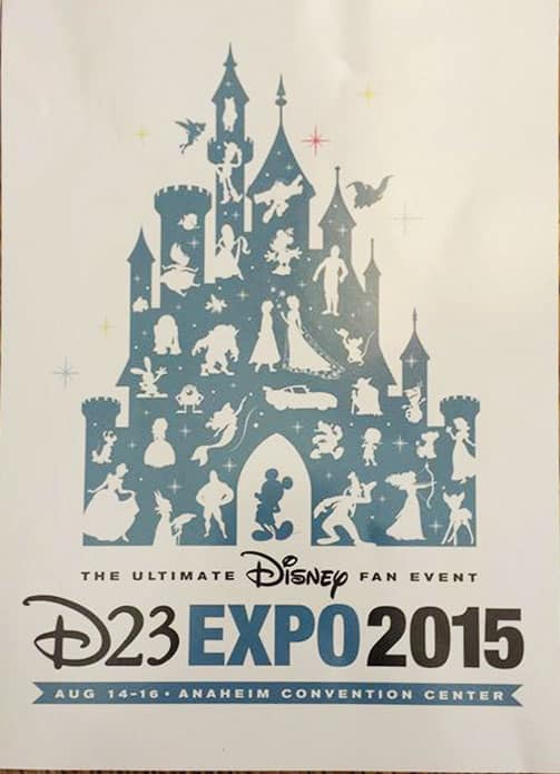 D23 Disney Cast Member Guide