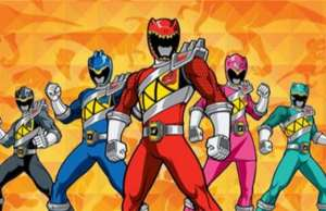 Power Rangers Weekend at the Nick Hotel