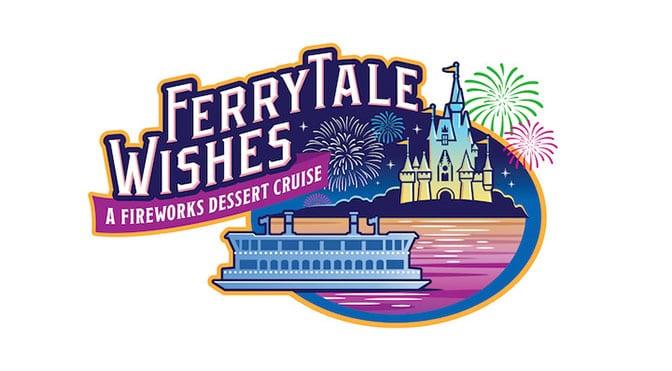 Ferrytale Wishes a Fireworks Dessert Cruise