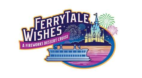 Ferrytale Wishes a Fireworks Dessert Cruise