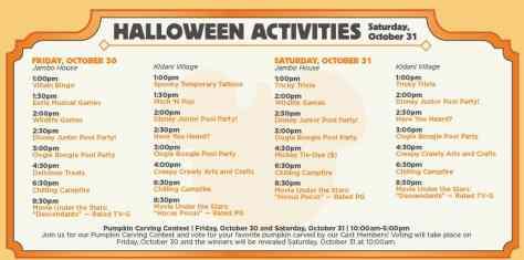 Halloween 2015 Animal Kingdom Resort