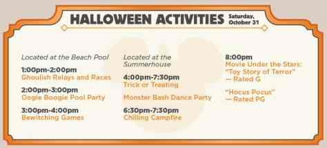 Halloween 2015 Grand Floridian Resort