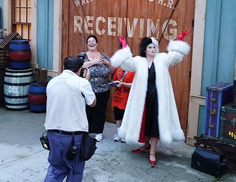 Mickey's Not So Scary Halloween Party at Walt Disney World's Magic Kingdom 2015 (40)