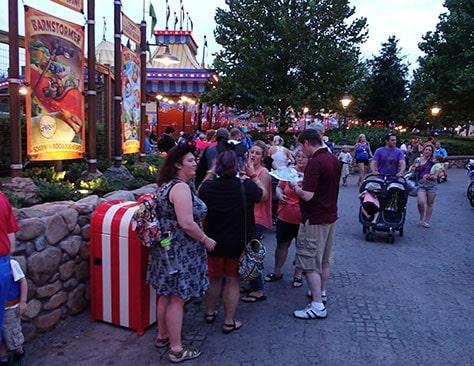 Mickey's Not So Scary Halloween Party at Walt Disney World's Magic Kingdom 2015 (46)